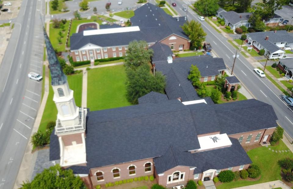 Commercial Roofing Pyramid Roofing Company