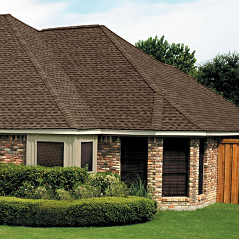 GAF's Timberline HD Barkwood Roof