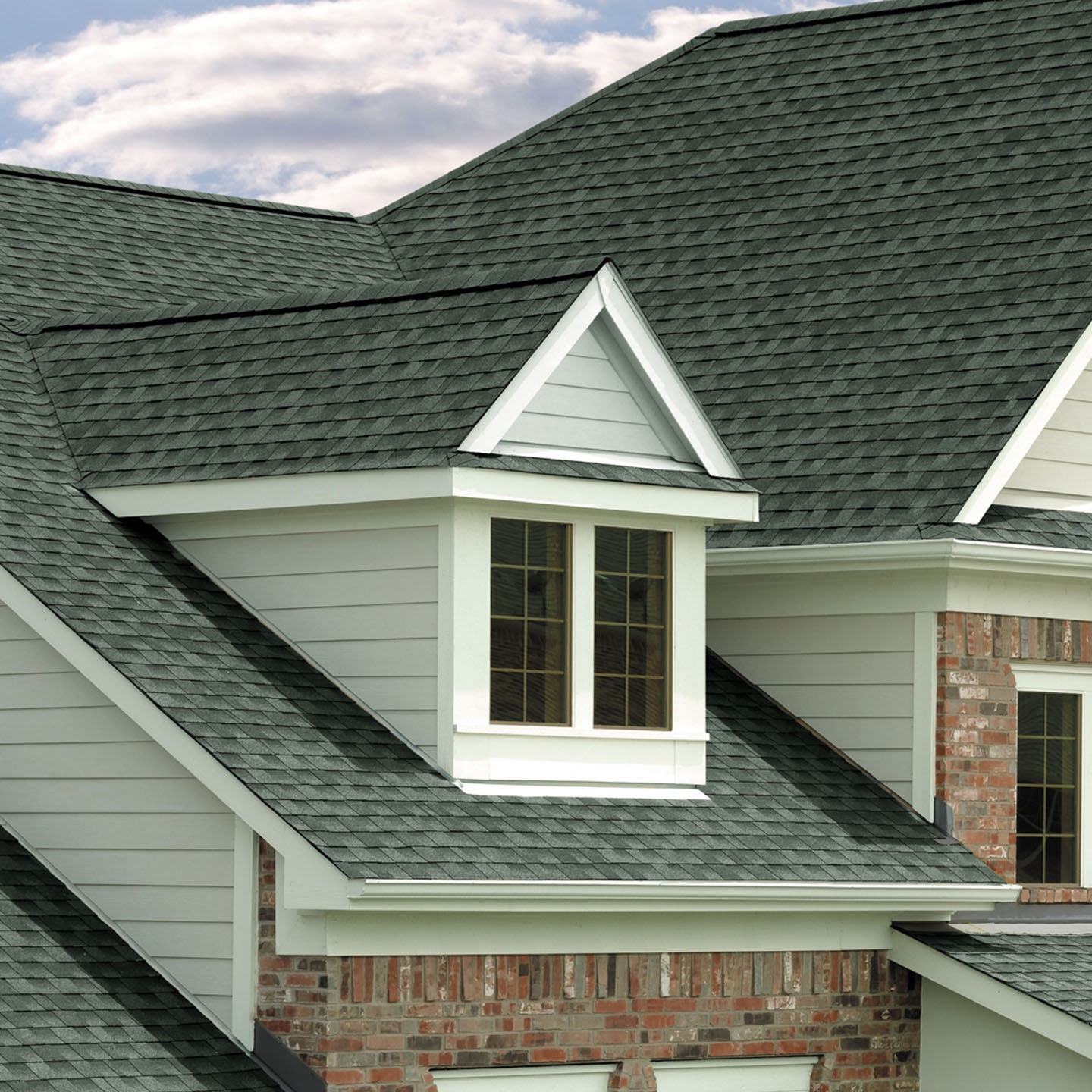 GAF's Timberline Natural Shadow Slate roof
