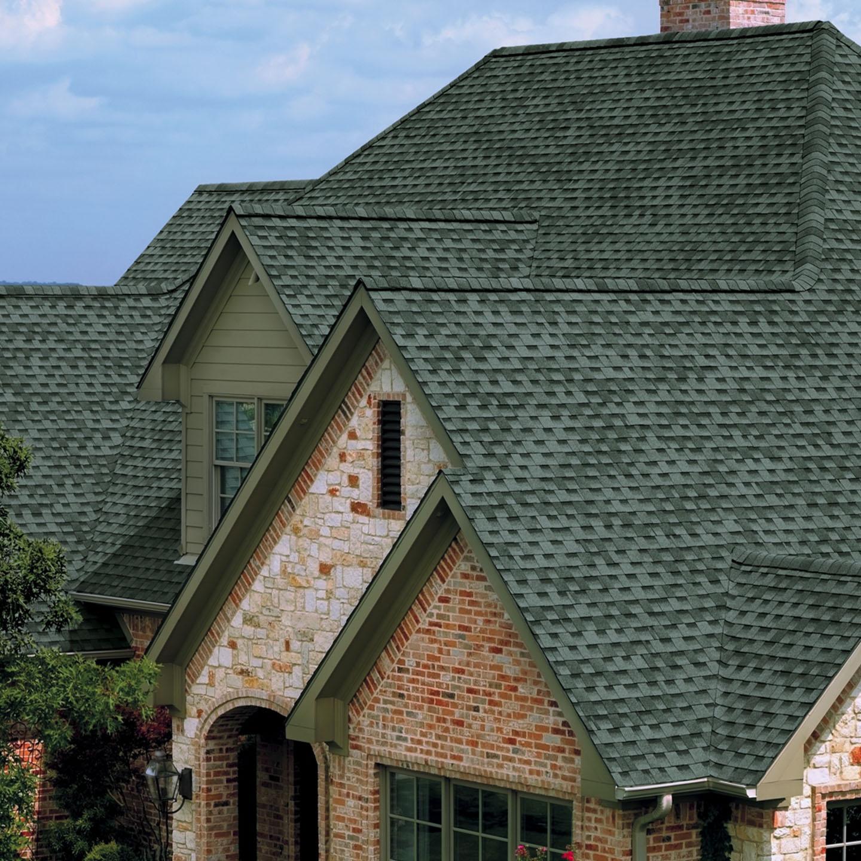 GAF's Timberline HD Slate Roof
