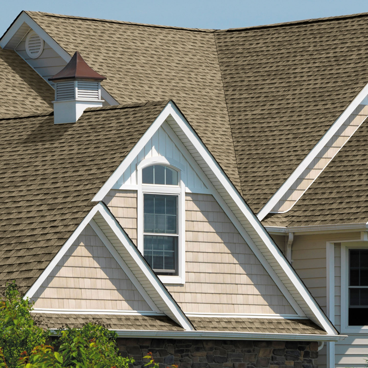 GAF's Timberline HD Weathered Wood Roof