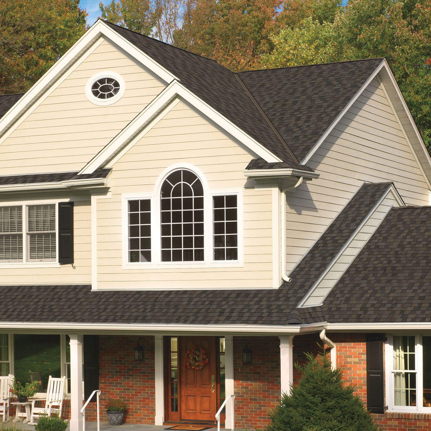 GAF's Timberline American Harvest Appalachian Sky Roof