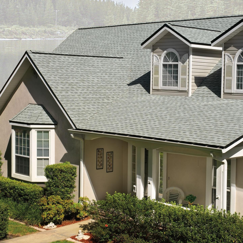 GAF's Timberline HD Birchwood Roof