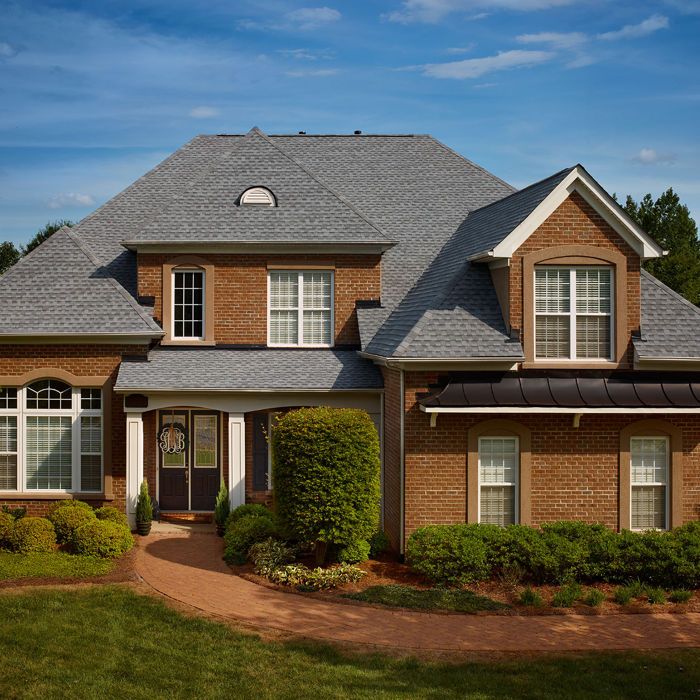 GAF's Timberline HD OYSTER Gray Roof